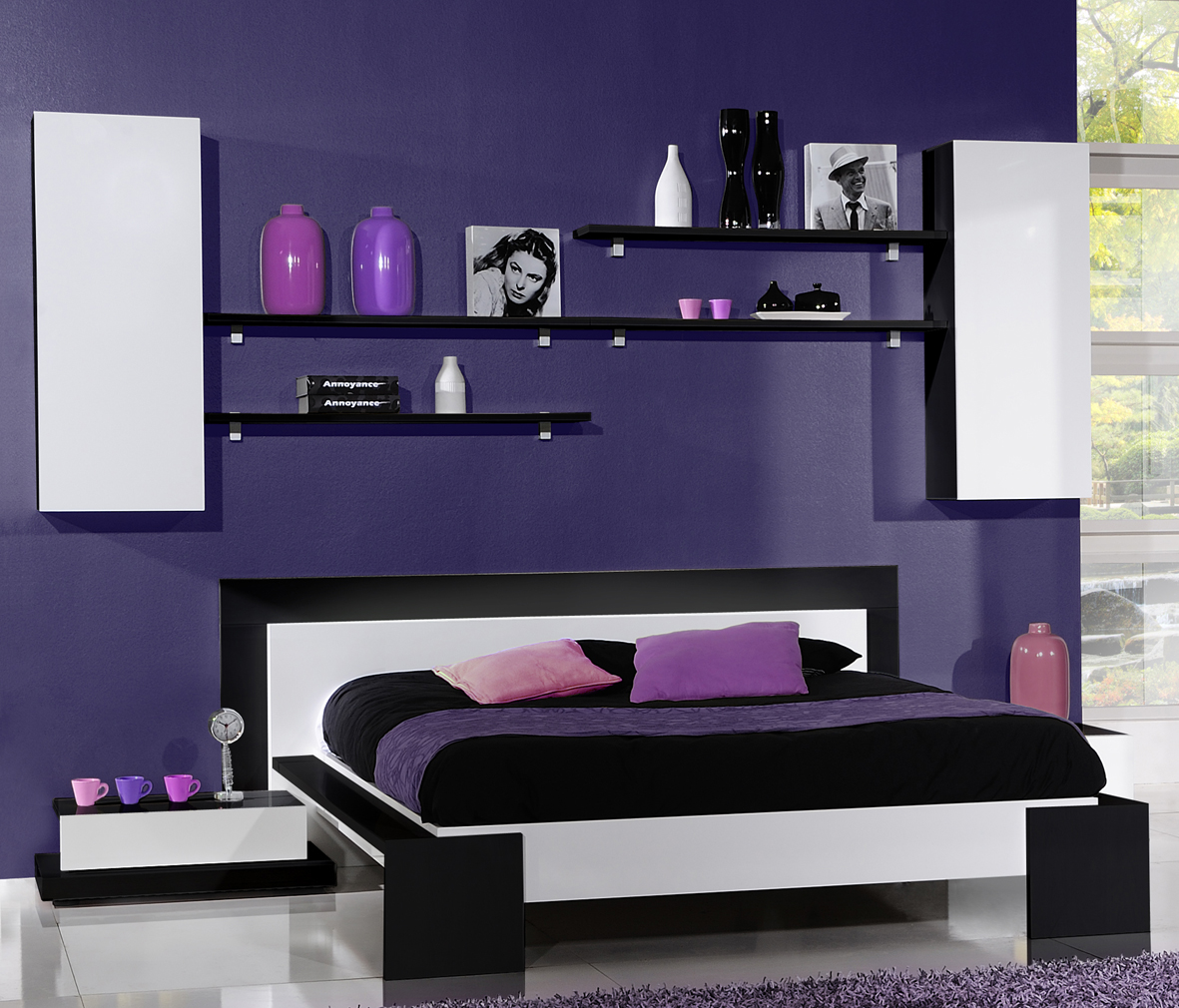 Strom Wall Storage and Display Set