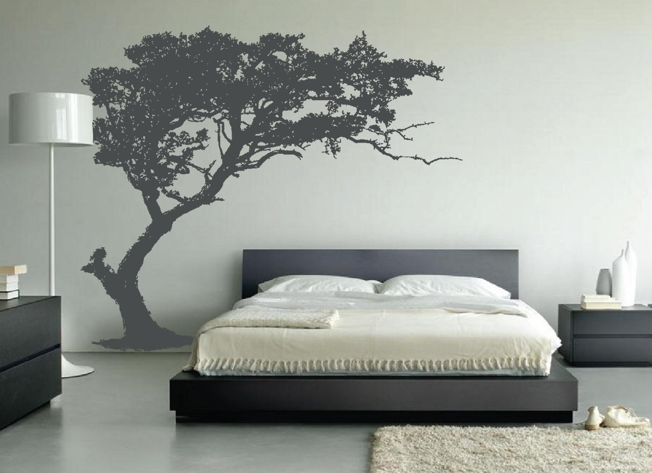 Remarkable Bedroom Tree Wall Art 1337 x 969 · 232 kB · jpeg