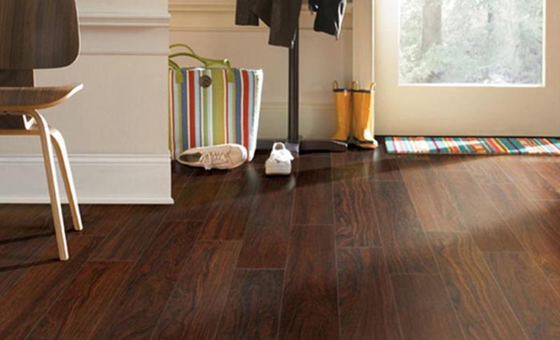 Wood Laminated Flooring