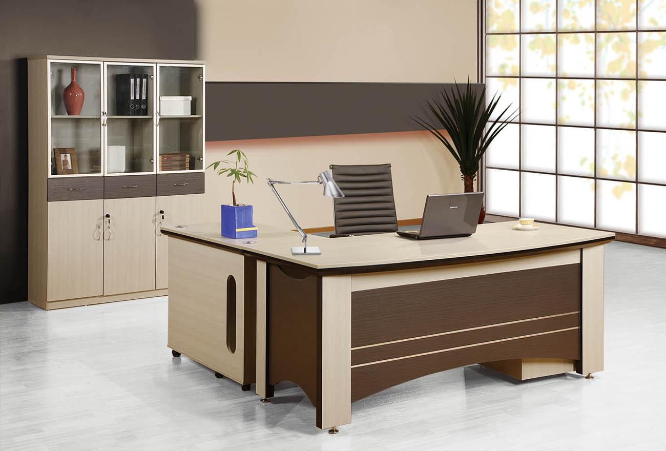 My Decorative Clean Office Desk