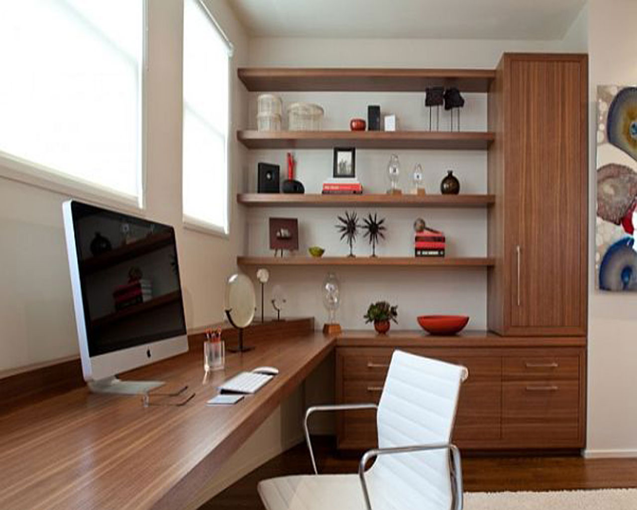 Luxury Home Office Decorating Ideas Create The Perfect Workspace  Rentcom