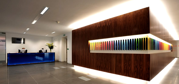 Remarkable Office Reception Area Interior Design 590 x 279 · 45 kB · jpeg