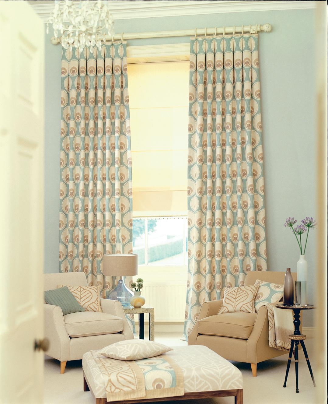 Office curtains design ideas