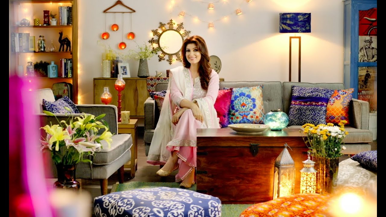 Twinkle Khanna Interior Design
