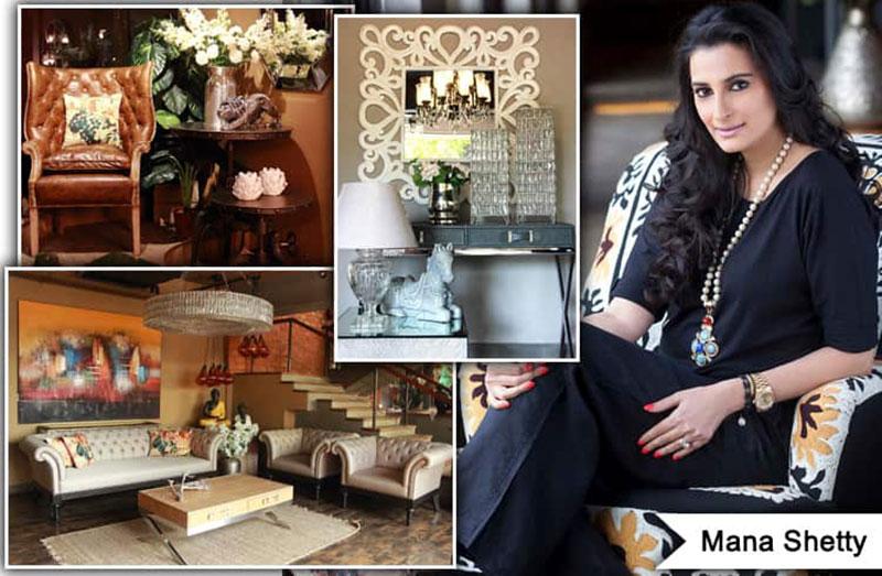 Mana Shetty Interior Designer