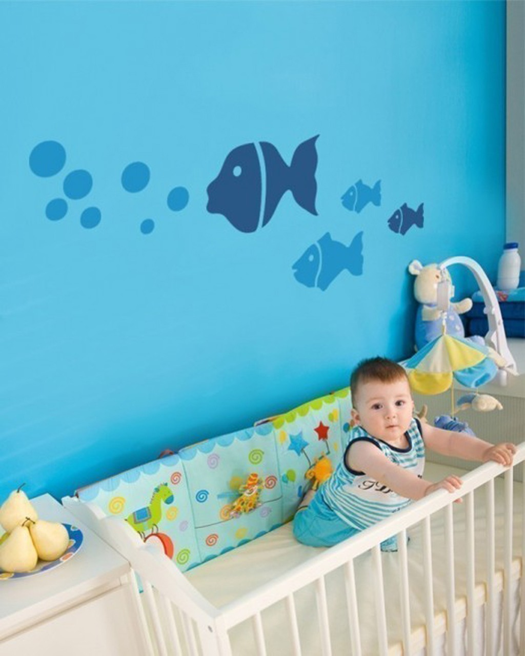 Kids Room Wall Design: Tips On How To Décor Kids Room
