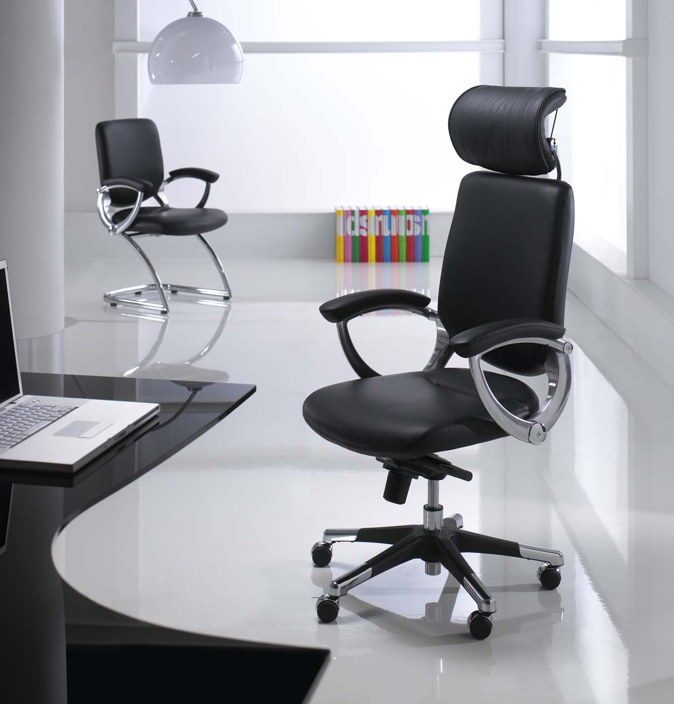 Trendy contemporary office chairs