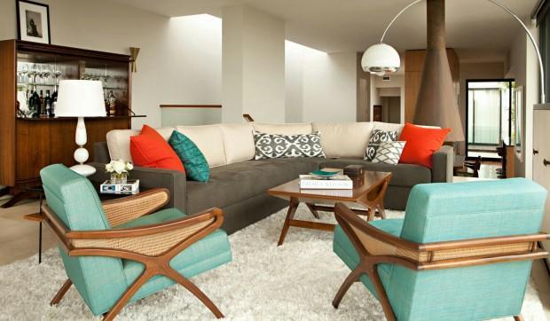 Colorful Summer decorative interior décor idea