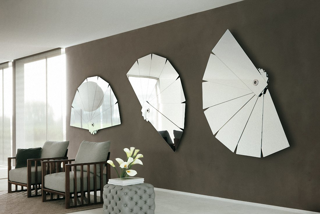 Help i have got spots on my mirror my decorative for Wall mirror design