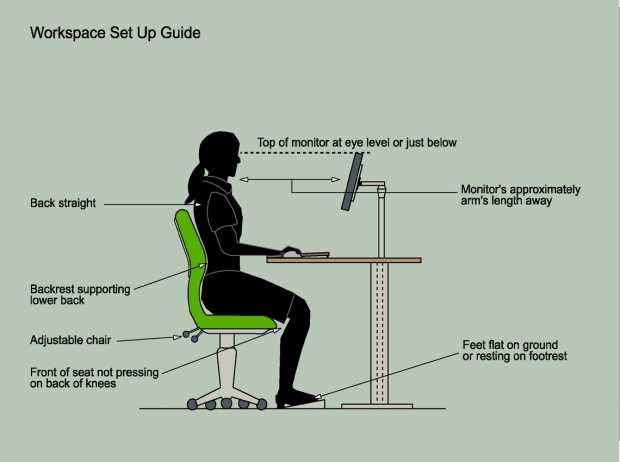 Workspace Set Up Guide
