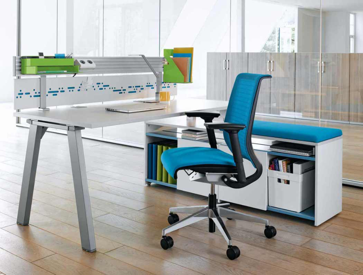 Ergonomic Office Desk Chair from Steelcase