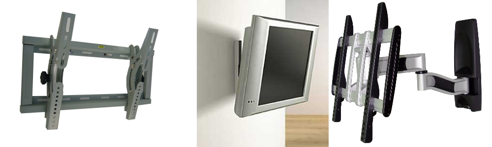 Lcd Wall Mount Unit