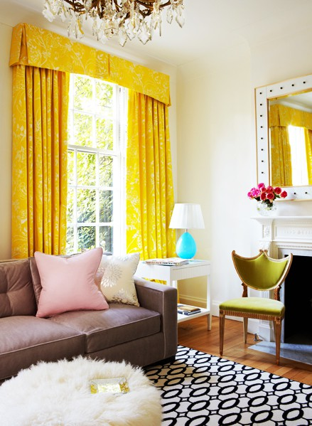 Summer decorative interior décor idea