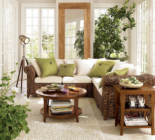 Go Green Creating Eco Friendly Interior Design