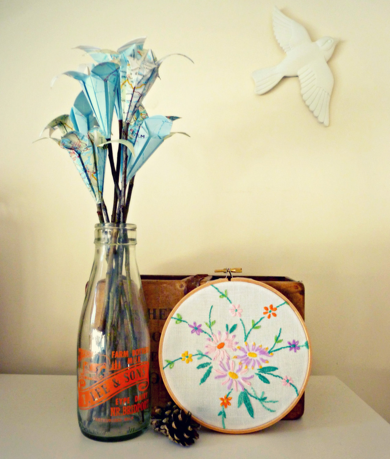 Diy Handicrafts Decor Items | My Decorative