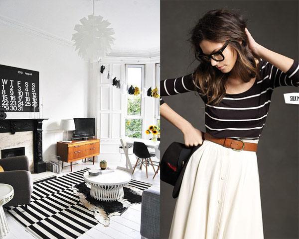 Interior design vs fashion