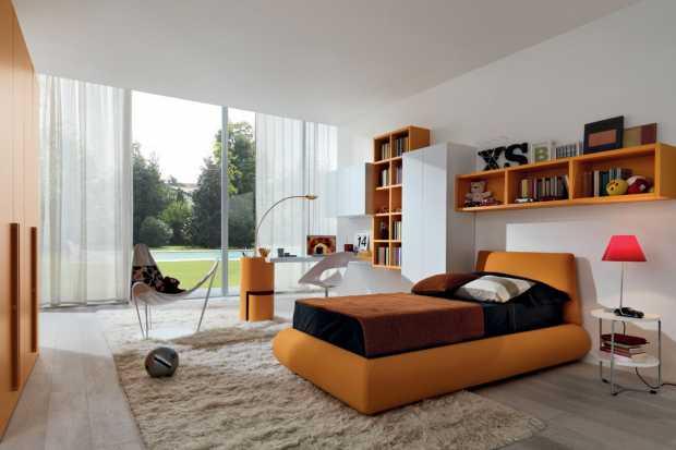 Stylish New Bed