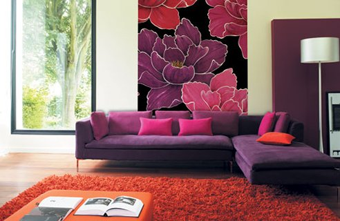 funky living room wallpaper facelift to wall give new wall covering my decorative 17596