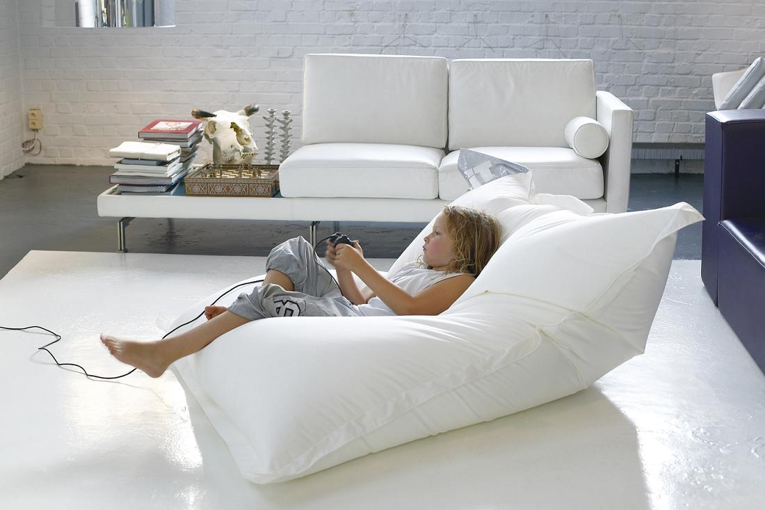 Bean Bag Chairs Cool And Comfy Sitting At Home