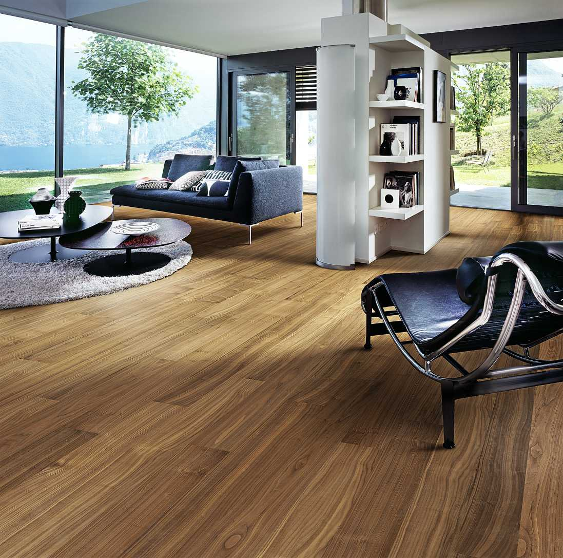 Beautiful Modern Exotic Wood Flooring