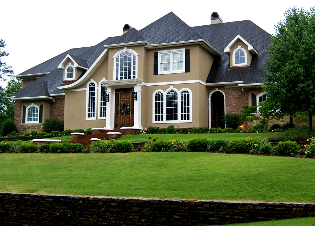 Brick house exterior paint colors - Exterior home painting pictures paint ...