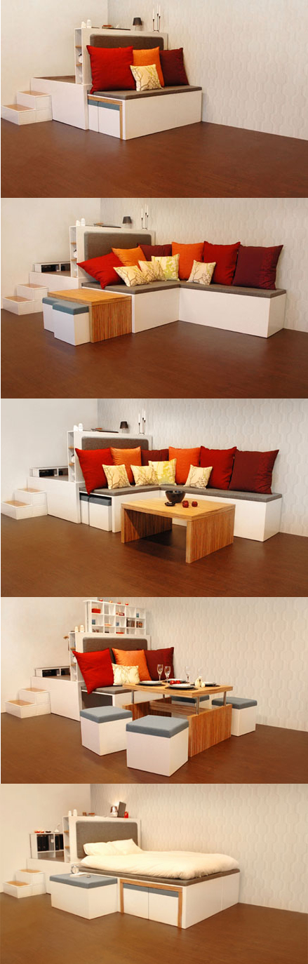 Foldable furniture