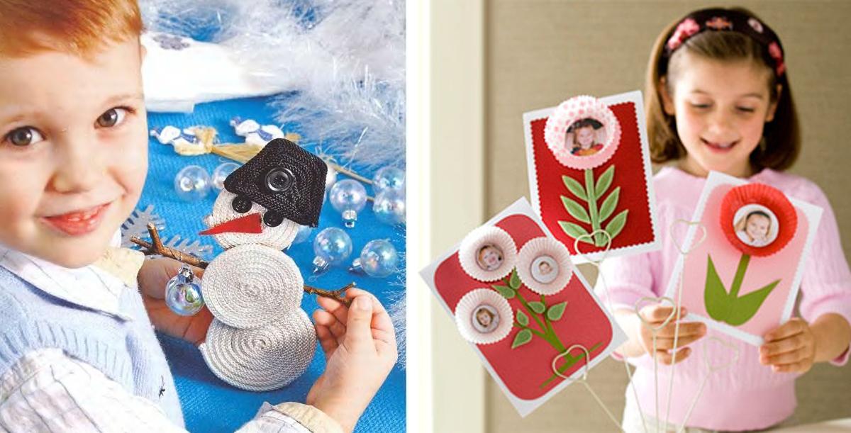 Kids Handicraft DIY Cards