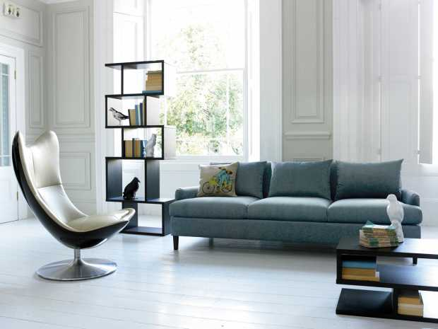 Classic Living Room Interior for 2013 Design Reference