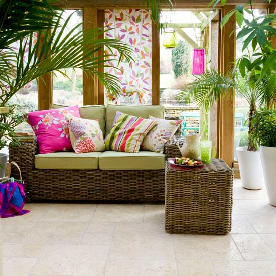 Conservatory, A Room of Nature's Delight