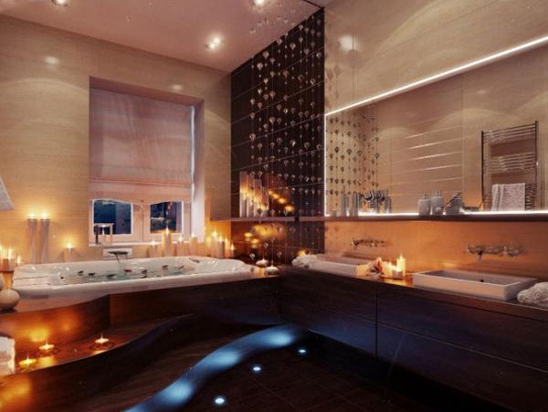 Dazzling Bathroom