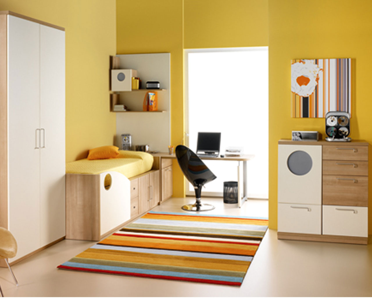 kids room design yellow 27 awesome kids room decor ideas and photos by