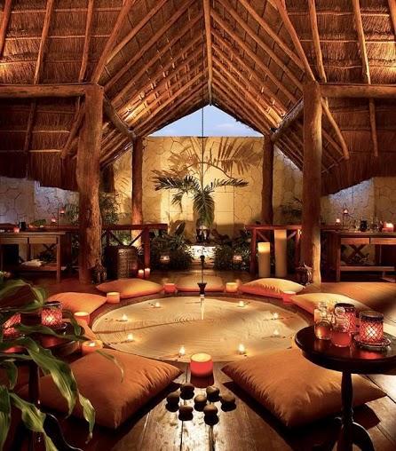 Meditation Room Plant