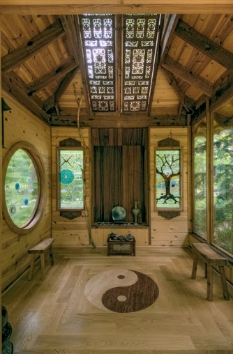 Soundproof Meditation Room