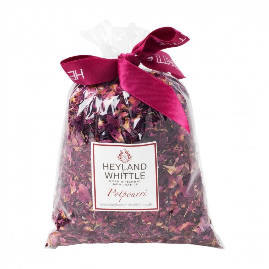 Pink Rose Petal Confetti Potpurri