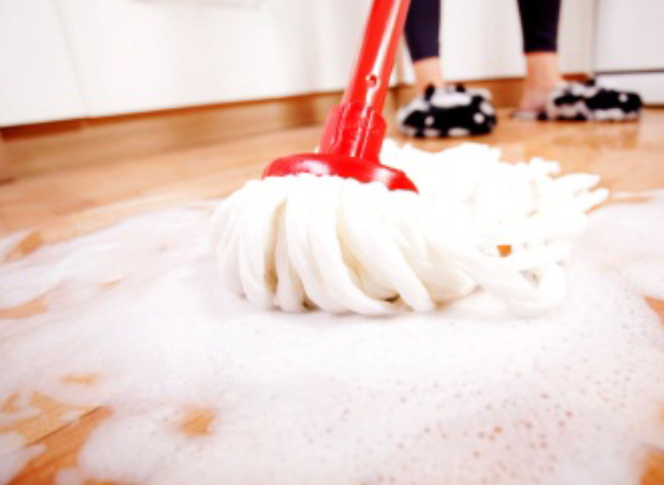 Detergents for floor cleaning
