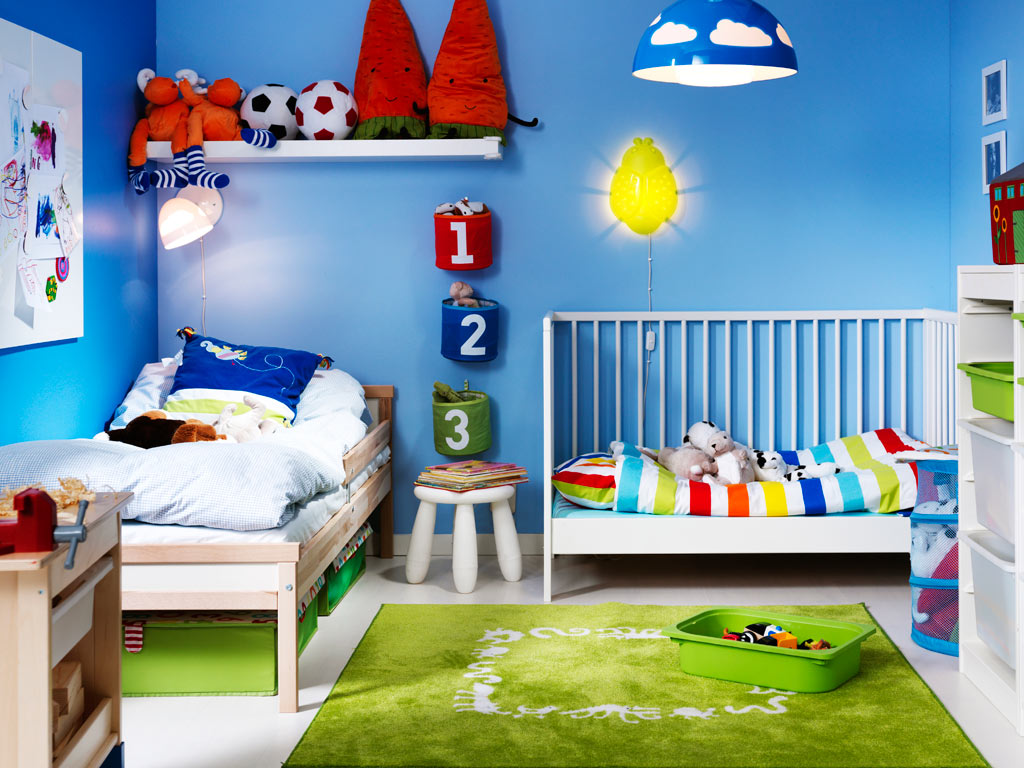 Safety And Space For Kids Room