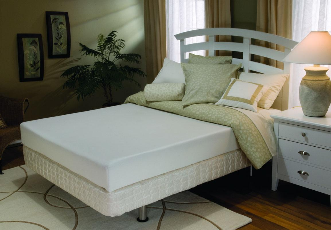 Comfortable foam mattress