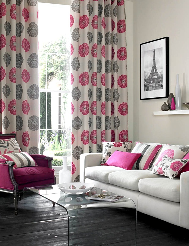 Curtains designs for bedroom