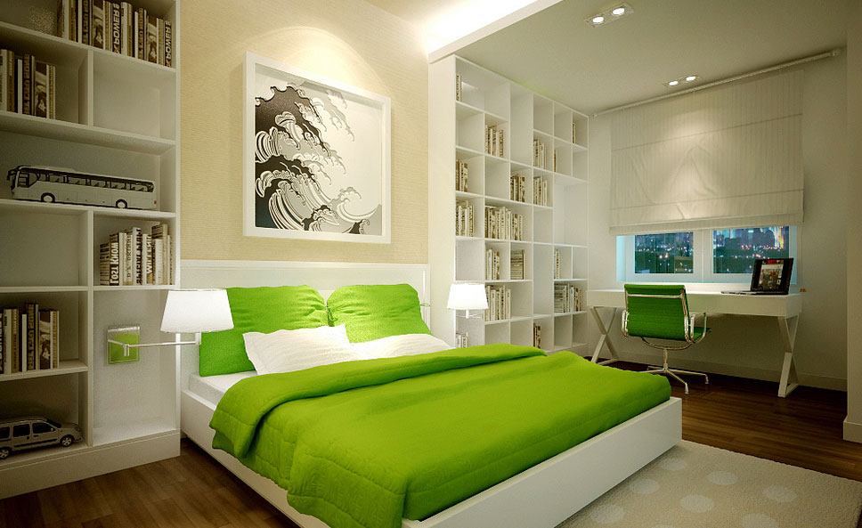Feng Shui Bedroom 968 x 593
