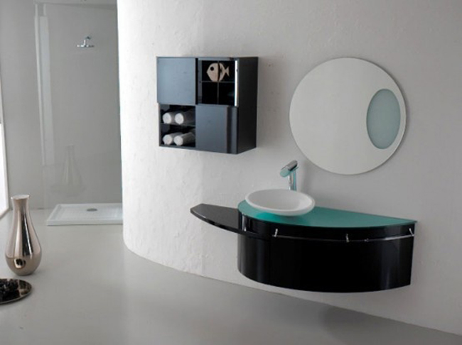 Foster bathroom furniture
