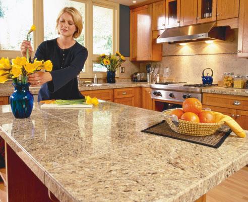 Care & maintenance of granite countertop