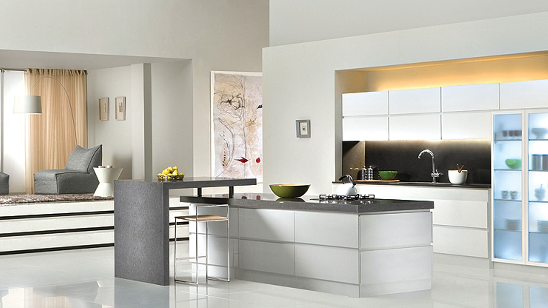 Kitchen design concepts edition