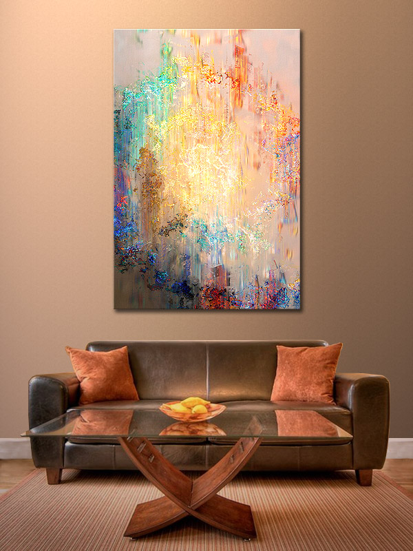 Mive Abstract Canvas Prints Modern Art For Home