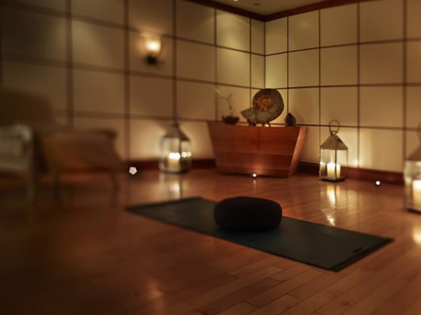 Meditation room for nurses