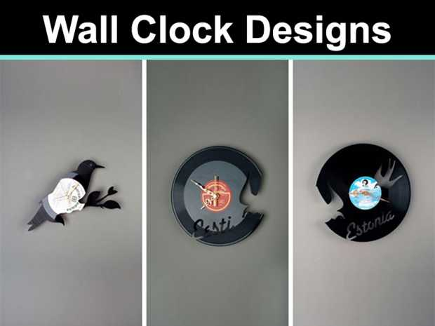 wall-clock-designs