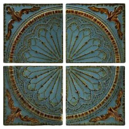 4 Piece Ophelia Wall Panel Set