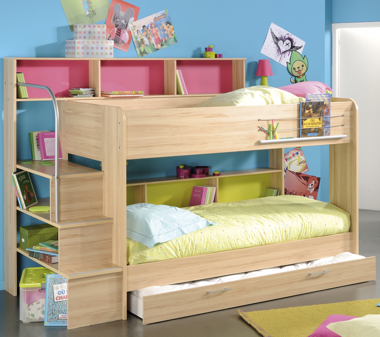 Thuka Bunk Bed Instructions