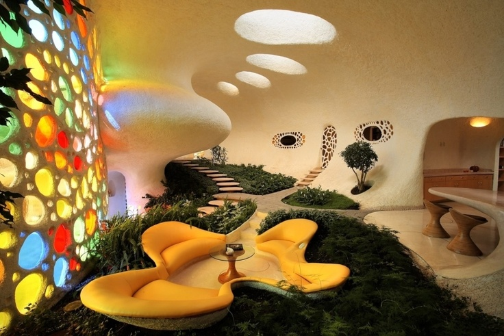 Fabulous indoor garden