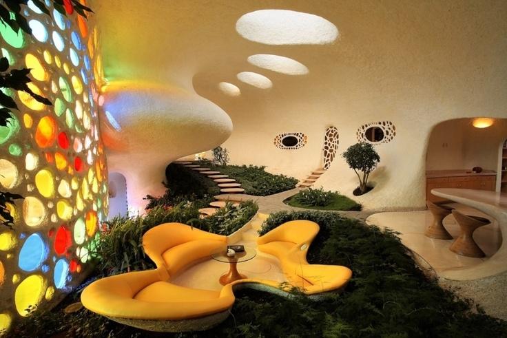 Fabulous Indoor Garden