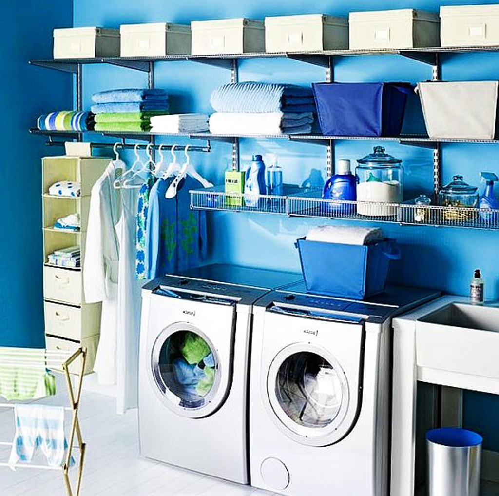 Organize your laundry room cabinets my decorative for Utility room ideas